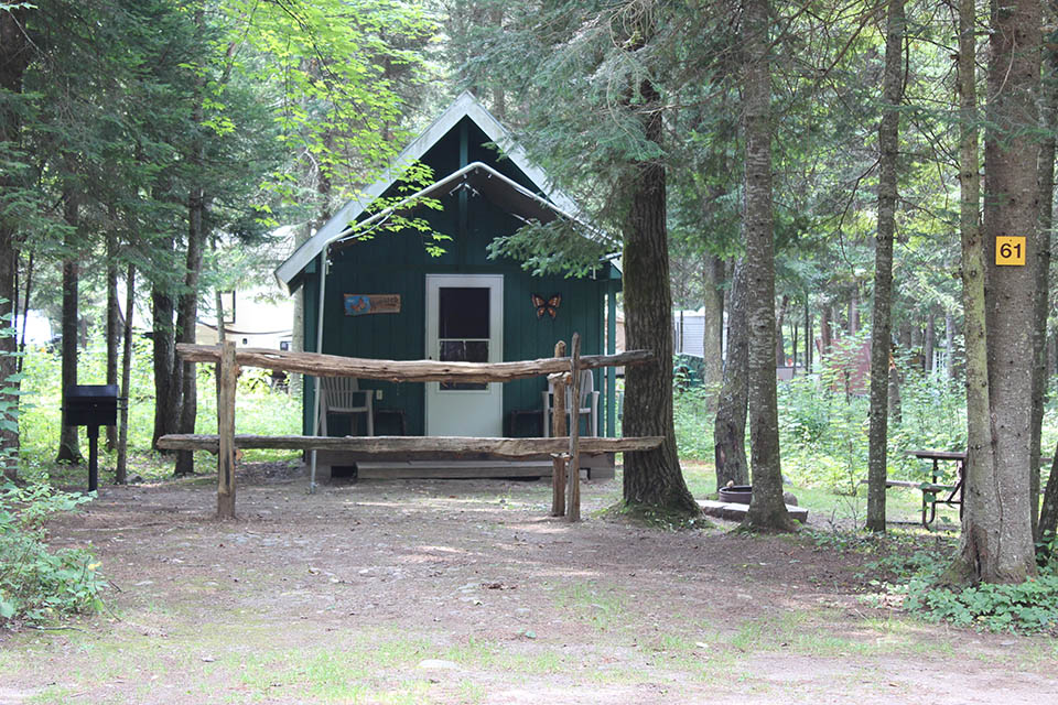 New York Adirondack Cabin rentals in NY